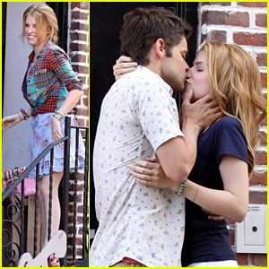 Anna Kendrick Kisses Jeremy Jordan For 'The Last 5 Years'
