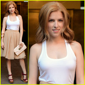 Anna Kendrick: 'See By Chloe' Fragrance Launch