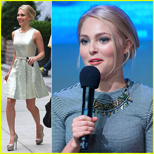 AnnaSophia Robb: 'The Way, Way Back' Q&A Event