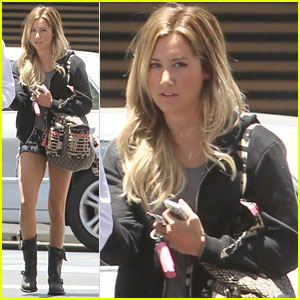 Ashley Tisdale: Almost 10 Million Twitter Followers!