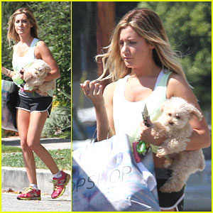 Ashley Tisdale: 'Blessed To Have Such Amazing Fans'