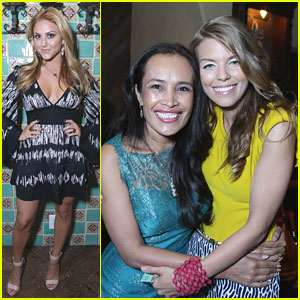 AnnaLynne McCord & Cassie Scerbo are 'Disrupting Slavery'