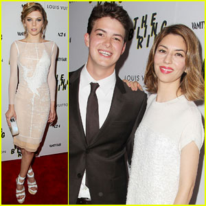 Claire Julien & Israel Broussard: 'Bling Ring' NYC Premiere