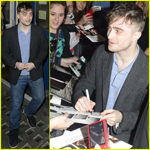 Daniel Radcliffe: I'm Happy with My Irish Accent