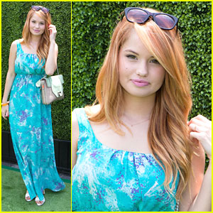 Debby Ryan: Just Jared's Summer Kickoff Party Presented By McDonald's!