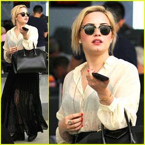 Demi Lovato: 'Today, I Feel Stronger'