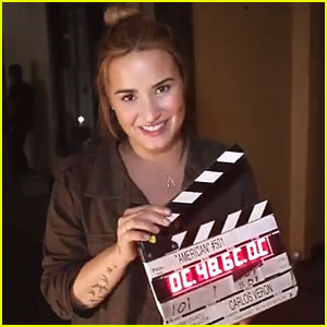 Demi Lovato -- 'Made in the USA' Behind the Scenes Look!
