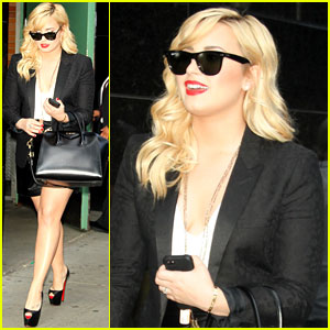Demi Lovato: 'Good Morning America' Interview - Watch Now!