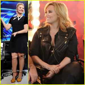 Demi Lovato: 'X Factor' Season 3 Photos!
