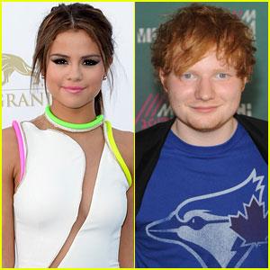 Ed Sheeran Dispels Rumors of Selena Gomez Collaboration