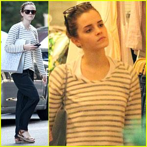 Emma Watson: I Want to Do Theater!