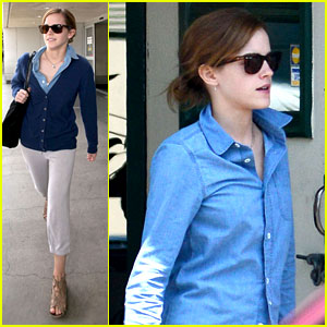 Emma Watson: 'The Carrie Diaries' Is My Guilty Pleasure!