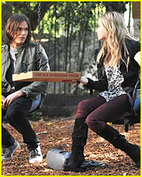 Ashley Benson Talks Hanna & Caleb's Future