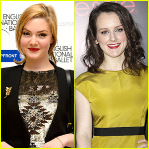 Holliday Grainger & Sophie McShera To Join 'Cinderella'?