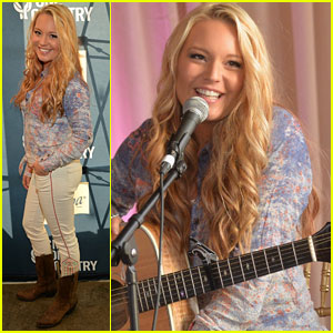 Janelle Arthur: CMT One Country & Sheba Performer