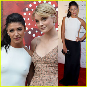 Jessica Szohr: Discover Many Hopes Gala with Jessica Stam!