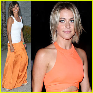 Julianne Hough & Jessica Szohr: 'Splash of Summer' Event