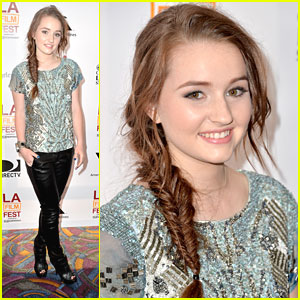 Kaitlyn Dever: 'Short Term 12' at LAFF 2013