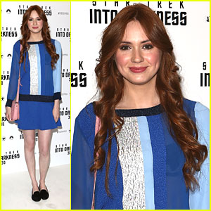 Karen Gillan: 'Guardians of the Galaxy' Star!