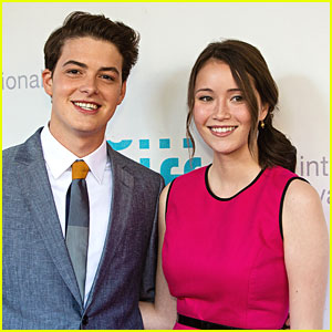 Katie Chang & Israel Broussard: 'Bling Ring' at Seattle Film Festival 2013