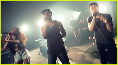 Max Schneider & Keke Palmer: 'The Other Side' Cover Video with Jason Derulo!