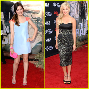 Laura Marano & Olivia Holt: 'Lone Ranger' Ladies