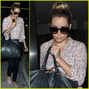 Lauren Conrad: My Family Loves My Boyfriend William Tell