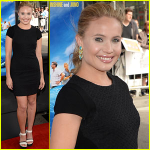 Leah Pipes: 'The Way, Way Back' Premiere
