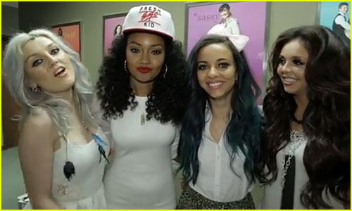 Little Mix: 'DNA' Diaries Recap (Exclusive Video!)