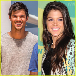 Marie Avgeropoulos Joins 'Tracers' with Taylor Lautner
