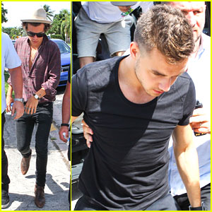 One Direction: Back In The Studio in Miami