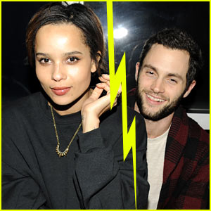 Penn Badgley & Zoe Kravitz Reportedly Split