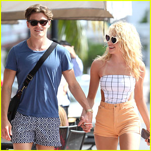 Pixie Lott & Oliver Cheshire: Music in Miami