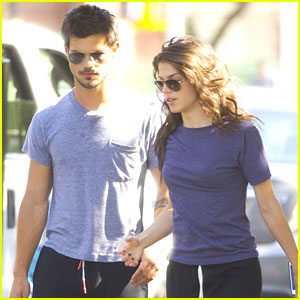 Taylor Lautner Marie Avgeropoulos Tracers Two