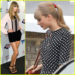 Taylor Swift: Capital FM Summertime Ball 2013