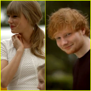 Taylor Swift & Ed Sheeran: 'Everything Has Changed' Music Video - Watch Now!