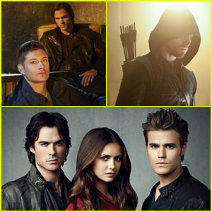 The CW Releases Fall Premiere Dates for 'Vampire Diaries,' 'Arrow,' & More