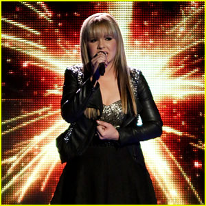 'The Voice' Top 5: Amber Carrington Performs - Watch Now!