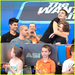 The Wanted Close NASDAQ; 'The Wanted Life' Premieres Tonight!