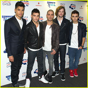 The Wanted at Capital FM Summertime Ball 2013: Nathan Skyes Is Back!