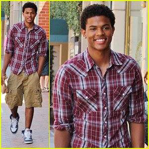 Trevor Jackson Covers Ed Sheeran's 'A Team' - Watch Now!
