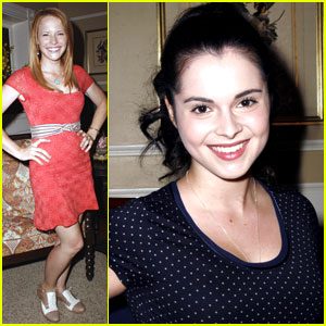 Vanessa Marano & Katie Leclerc: 'Switched at Birth' Premieres Tomorrow!