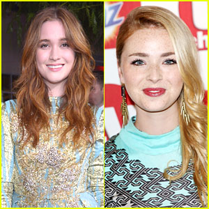 Alice Englert Joins 'New Worlds' with Freya Mavor
