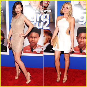 Aly & AJ Michalka: 'Grown Ups 2' Premiere Pair