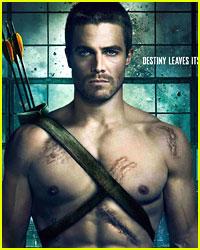Watch 'Arrow' Season Two Trailer!