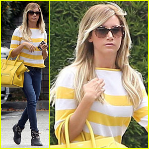 Ashley Tisdale: You Can Do Anything!