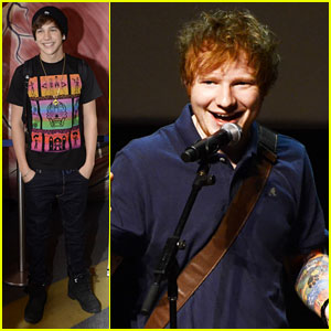 Austin Mahone & Ed Sheeran: Q102 Philly Events!