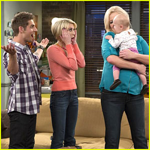 Jean-Luc Bilodeau: New 'Baby Daddy' Tonight!