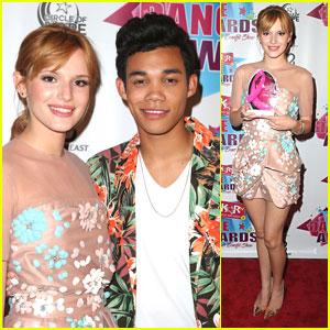 Bella Thorne & Roshon Fegan: KAR tv Dance Awards 2013