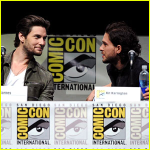 Ben Barnes: 'Seventh Son' Panel at Comic-Con 2013